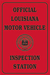 Louisiana Motor Vehicle Inspection Station